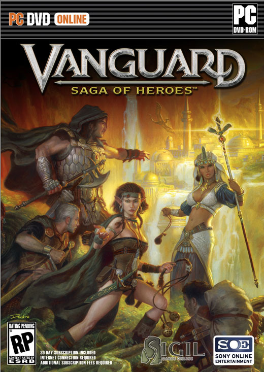 Vanguard: Saga of Heroes for PC Games