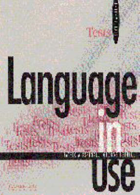 Language in Use Intermediate Tests by Patricia Aspinall