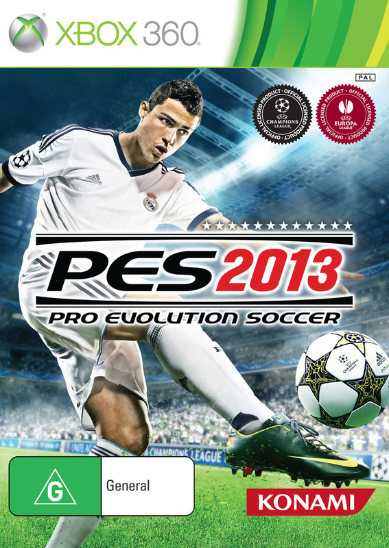 Pro Evolution Soccer 2013 for Xbox 360