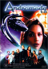 Andromeda 1.5, Gene Roddenberry's on DVD
