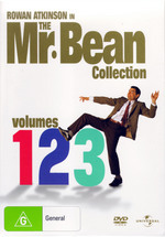 Mr Bean - 10th Anniversary Collection (3 Disc Set) on DVD