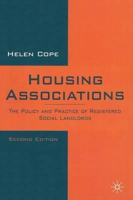Housing Associations by Helen F. Cope