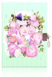 Lockable Diary - Boho Blooms