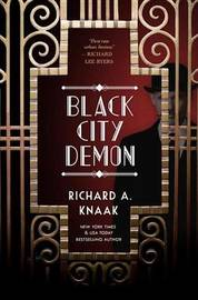 Black City Demon by Richard A Knaak