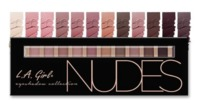 LA Girl Beauty Brick Eyeshadow - Nudes