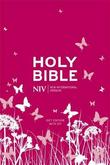 NIV Tiny Pink Soft-Tone Bible with Zip by New International Version