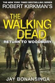 Return to Woodbury by Jay Bonansinga image