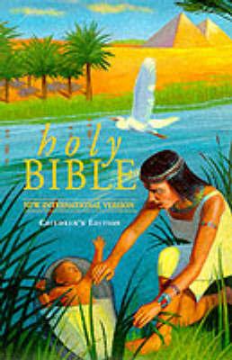 NIV Popular Children's Bible by International Bible Society image