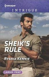 Sheik's Rule by Ryshia Kennie image