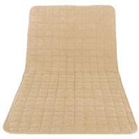Brolly Sheets Waterproof Couch and Car Seat Cover (Beige)