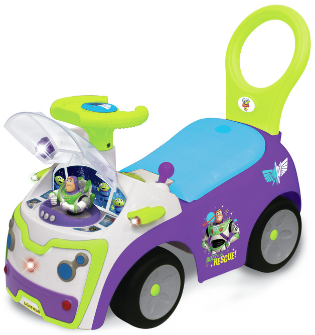 Kiddieland: Activity Ride-On - Buzz Lightyear