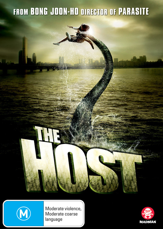 The Host on DVD