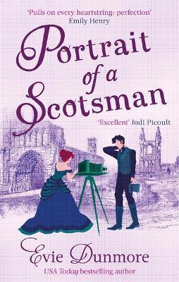 Portrait of a Scotsman by Evie Dunmore