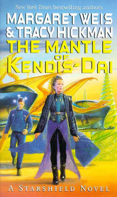 The Mantle of Kendis-Dai by Margaret Weis image
