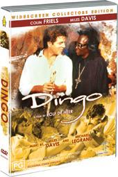 Dingo on DVD
