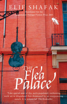 The Flea Palace by Elif Shafak image