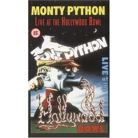 Monty Python - Live At The Hollywood Bowl on DVD
