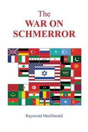 The War on Schmerror by Raymond MacDonald image
