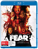 Fear Inc on Blu-ray