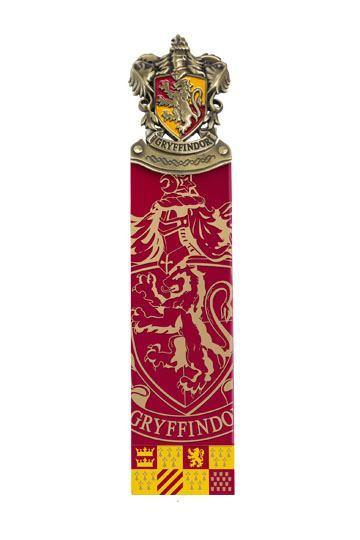 Harry Potter: Crest Bookmark - Gryffindor