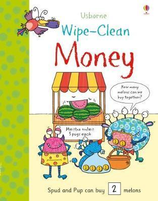 Wipe-Clean Money by Jane Bingham image