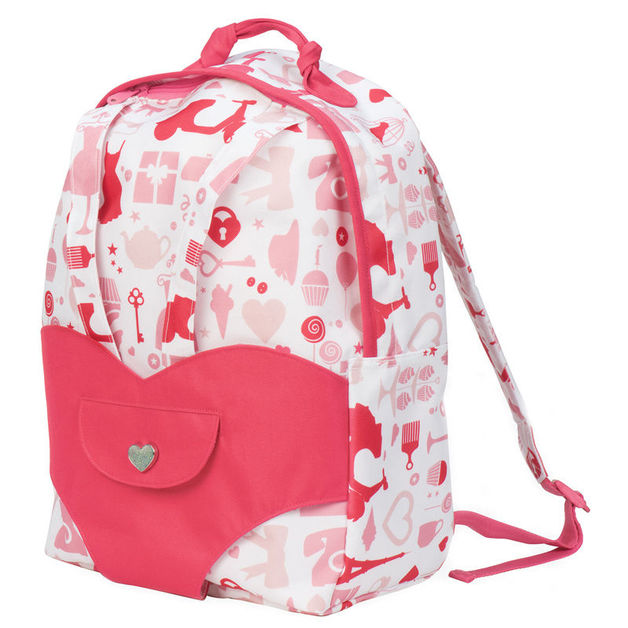 Our Generation: Doll Backpack - Hop On Carrier
