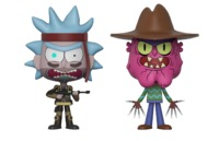 Seal Rick + Scary Terry - Vynl. Figure 2-Pack