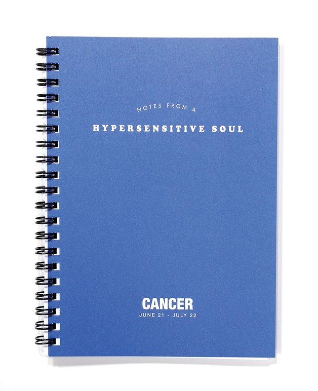 Whiskey River Co: Astrology Journal - Cancer