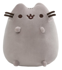 "Pusheen the Cat: Squisheen Sitting - 6"" Plush image"