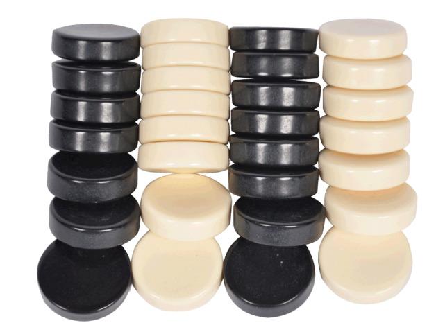 Backgammon Pieces 26mm Diameter