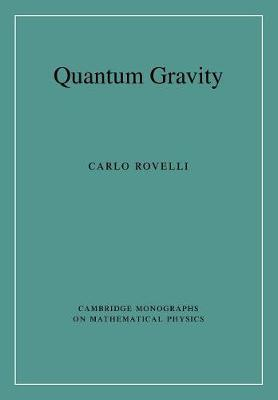 Quantum Gravity by Carlo Rovelli image