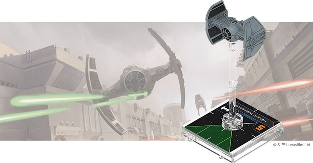 Star Wars X-wing Inquisitors' TIE Expansion Pack