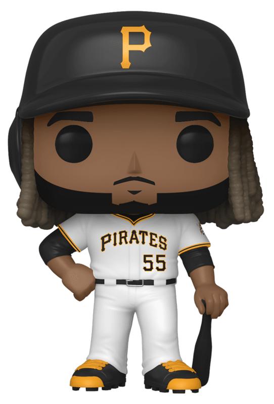 MLB: Pirates - Josh Bell Pop! Vinyl Figure