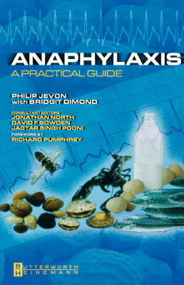 Anaphylaxis: A Practical Guide by Philip Jevon image