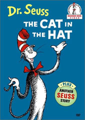 The Cat in the Hat on DVD