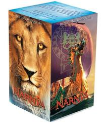 Chronicles of Narnia Boxed Set (Complete 7 Books) by C.S Lewis