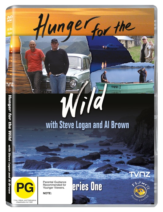 Hunger For The Wild - Series 1 on DVD