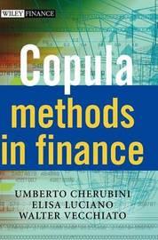 Copula Methods in Finance by Umberto Cherubini