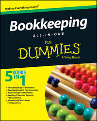 Bookkeeping All-In-One for Dummies by Consumer Dummies