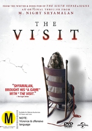 The Visit on DVD
