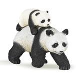 Papo - Panda & Baby