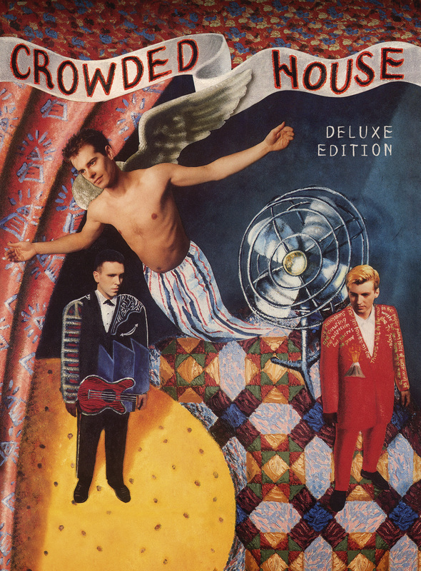 Crowded House - (Deluxe Edition) by Crowded House