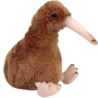 Antics: Mini Brown Kiwi - 12cm Finger Puppet