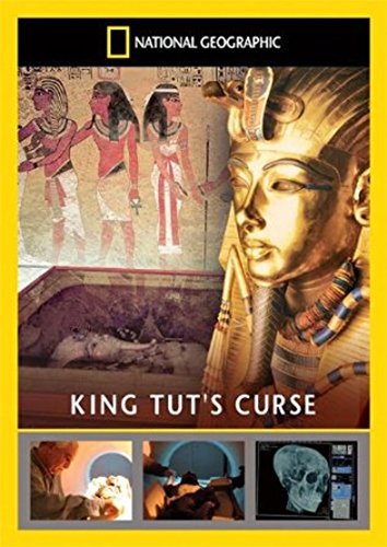 National Geographic - King Tut's Curse on DVD image