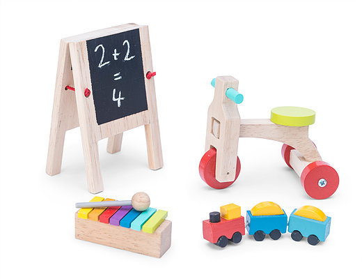 Le Toy Van: Play Time Dolls House Accessory Pack image