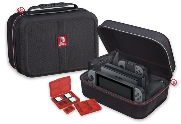 Nintendo Switch Game Traveller Deluxe Travel Case for Switch