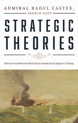 Strategic Theories by Raoul Castex image