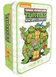 TMNT: Ninja Pizza Party - Card Game
