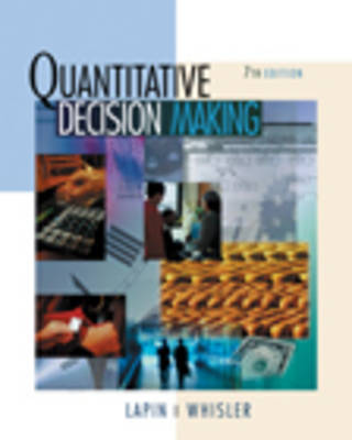 Quant Dec Mkng Update-CD 7e by LAPIN image