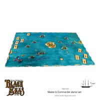 Black Seas: Master & Commander Starter Set image